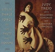 JUDY TREJO - Circle Dance Songs Of Paiute - CD - **Mint Condition**