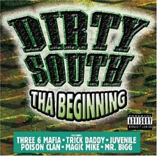 DIRTY SOUTH BEGINNING - Dirty South Tha Beginning - CD - **Mint Condition**