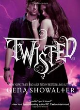 TWISTED AN INTERTWINED NOVEL By Gena Showalter - Hardcover **Mint Condition**