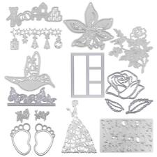 Metal Cutting Dies Stencil For Scrapbooking Embossing Paper Card DIY Craft