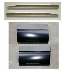SILVERADO EXT CAB ROCKER PANELS AND CAB CORNERS 88-98 WITHOUT 3RD DOOR