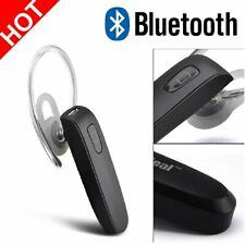 Universal Bluetooth Handsfree Earpiece Headset A2DP Music Calls for Mobile Phone