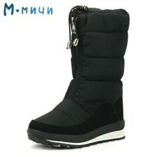 MMNUN Russian Brand Girls High Quality Winter Boots Size 31-36 or