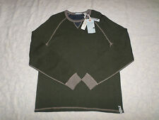 TOMMY BAHAMA ISLAND MODERN FIT SWEATER MENS SIZE XL BRIGHT MOSS COLOR NEW NWT