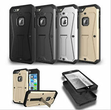 Hard Military Waterproof Shockproof Phone Case Cover For iPhone 8 7 6S Plus 5 SE