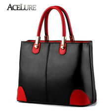 ACELURE 2017 Fashion Women Handbag Big Shoulder Bags Soft Patchwork Travel bag