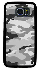 HUNTING SNOW CAMO PHONE CASE COVER FOR SAMSUNG NOTE & GALAXY S4 S5 S6 S7 S8 S9 +