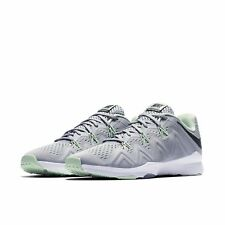 Women's Nike Zoom Condition TR Training Shoes NEW Grey / Mint / White , MSRP $90
