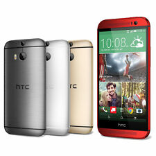 """HTC One M8 32GB FACTORY UNLOCKED 5"""" Android Mobile Smart Phone Perfect Condition"""