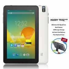 "9""inch Quad Core Android4.4 16GB Dual Camera Bluetooth WiFi Capacitive Tablet PC"