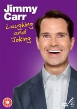 Jimmy Carr - Laughing and Joking (DVD, 2013)