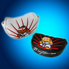 Karate Magnet Golf Halfmallet Mid Mallet Putter Cover Headcover For All Brand
