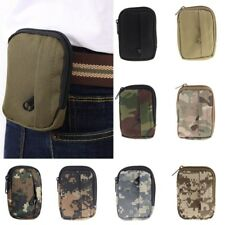 Outdoor Waterproof Camping Hiking Travel Military Waist Belt Pack Army Pouch Bag