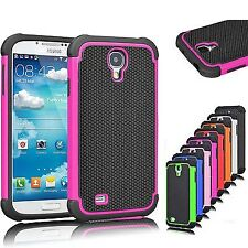 Cool Hybrid Rugged Rubber Matte Hard Case TPU Cover For Samsung Galaxy S4