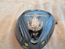 Nonconforming ILLegal Hicor Roketto Tadakatsu Golf Driver choose your UST shaft