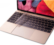 Hot Silicone Clear KeyBoard Cover Skin For MacBook Air/Pro/Retina11/12/13/15""