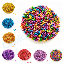 250 Pcs 3*6 mm Acrylic Small Oval spacer loose beads DIY Jewelry Findings