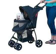 Happy Trails No-Zip Lite Stroller for Cats & Dogs