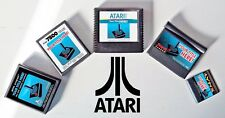 Atari Cartridge Label Vinyl Decal Sticker 2600 5200 7800 Jaguar Lynx Custom Game