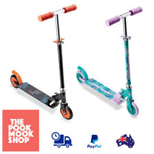 Kick Scooter Paradise Kids Outdoor Toy Foldable T-Handle Boys Girls Gift Folding