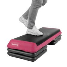Aerobic Step Platform Exercise Stepper Cardio Fitness Trainer Health O3W2