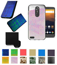 "for 6"" ZTE Zmax Pro ZTE CARRY Case Hologram Shock Bump Corner Edge Slim Cover"