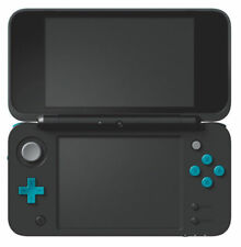 Nintendo 2DS XL Black Turquoise Handheld System Console New Sealed FAST SHIPPING