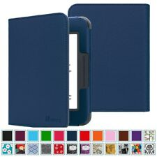 For Barnes & Noble NOOK GlowLight 3 2017 Tablet (BNRV520) Folio Case Cover Stand
