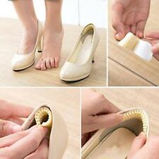 Women Gel Heel Grips Silicone Protector Liner Insole Pad Shoe Cushion Pad Insert