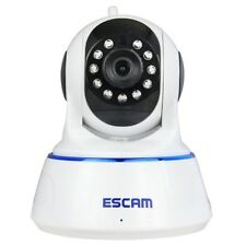 ESCAM IP Camera Wifi Wireless Mini PTZ IR LED Camera Outdoor/Indoor Home System