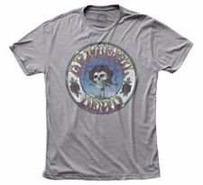 NEW Officially Licensed Grateful Dead Skull & Roses T-Shirt Thin Rock