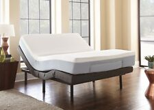 Eco Pedic Adjustable Bed and Cool Gel Mattress Combo Twin XL Queen King Eco-03