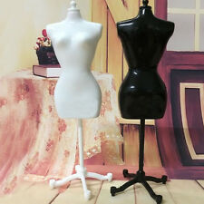 Doll Display Holder Dress Clothes Mannequin Model Stand For Barbie Doll BH