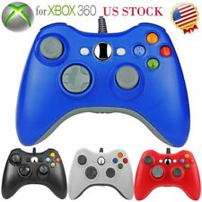 New Arrival Wired Game Controller Joypad for Microsoft Xbox 360 Slim Console SS