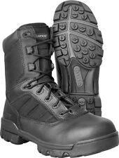 Bates Black Tactical Sport Side Zip 8 inch Boots Military Mod Security 2221