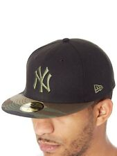 New Era Black-Camo Contrast Camo New York Yankees 59Fifty Fitted Cap