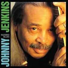 Johnny Jenkins - Blessed Blues (CD Used Like New)