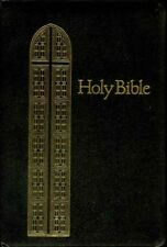 HOLY BIBLE - GIANT PRINT - REFERENCE BIBLE WITH CONCORDANCE - RED By VG