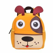 Backpack Bag Shoulder Cute Toddler Animal Cartoon Schoolbag Kids Mini 3d Kid