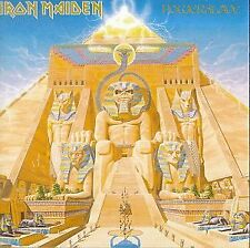 IRON MAIDEN - Powerslave - CD - Import - **Mint Condition**