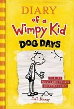Diary of a Wimpy Kid: Dog Days by Jeff Kinney 2009 Hardcover