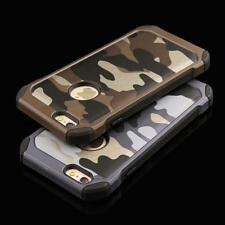 2 in 1 Army Camouflage Case