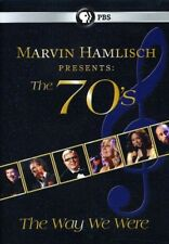 Marvin Hamlisch Presents: The 70's - The Way We Were (DVD Used Like New) WS