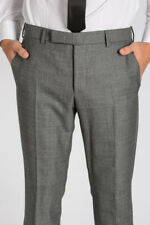 PRADA New Man Gray 100% Wool Single Breasted Two Button Suit Made in Italy NWT
