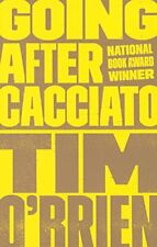 GOING AFTER CACCIATO (TURTLEBACK SCHOOL & LIBRARY BINDING By Tim O'brien **NEW**