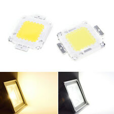 New 100W Cool/Warm White High Power LED Panel Chip 6000LM 100 Watt Lamp Light BH
