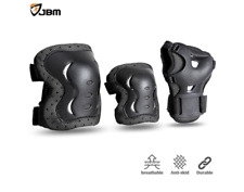 Knee Protective Elbow Pads Gear Wrist Pad Skate Tactical Kids Sports Protector