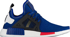 NEW Adidas Originals NMD XR1 Mystery Blue Vivid Red Black White AC7185 Size 8-13