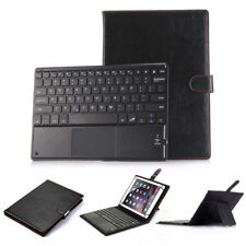 """Detachable Touchpad Bluetooth Keyboard Buckle Case for Various 7""""~8.9"""" Tablets"""