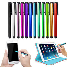 Universal Metal Touch Screen Stylus Pen for iPad iPhone Smart Phone Tablet LJ
